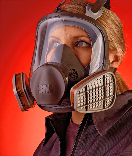 переваги и отличия защитных масок 3М