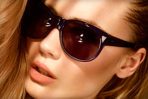 Квадратні сонцезахисні окуляри - фото d1a743941dfc5